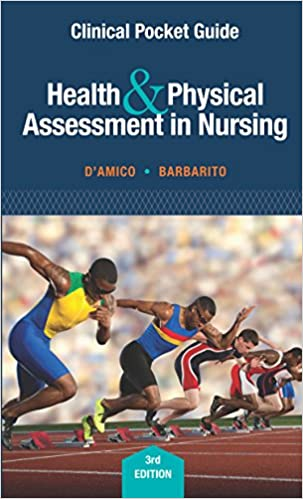 clinical pocket guide for health physical assessment in nursing