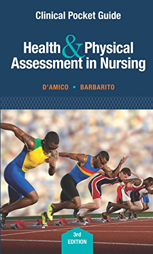 Clinical Pocket Guide for Health & Physical Assessment in Nursing (3rd Edition) Pdf