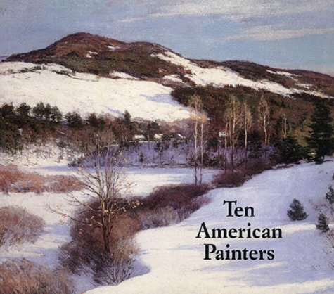 Ten American Painters - William Review Painter