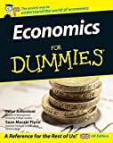 img - for Economics For Dummies by Peter Antonioni (2007-03-23) book / textbook / text book