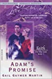 img - for Adam's Promise: Faith on the Line #1 (Love Inspired #259) book / textbook / text book