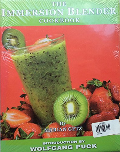 The Immersion Blender Cookbook for sale  Delivered anywhere in USA