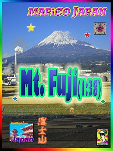 Clip: MAPiCO Japan: Mt. Fuji - Volcano Fuji Japan Mt