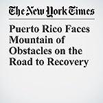 Puerto Rico Faces Mountain of Obstacles on the Road to Recovery | Luis Ferré Sadurní,Lizette Alvarez,Frances Robles