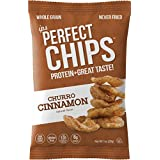 Ips Protein Chips, Cinnamon, 1 Ounce (Pack of 24)