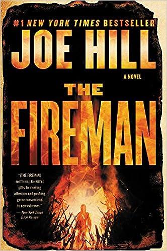 Amazon com: The Fireman: A Novel (9780062200648): Joe Hill