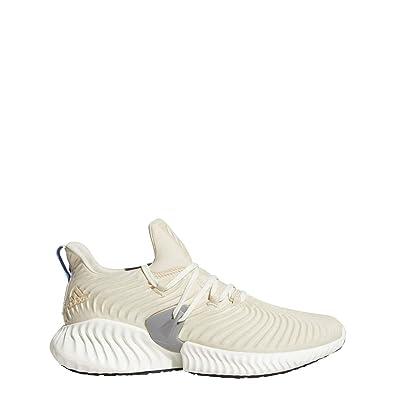 sports shoes 30b85 142c3 adidas Alphabounce Instinct Shoe - Mens Running 6.5 LinenCloud WhiteGrey