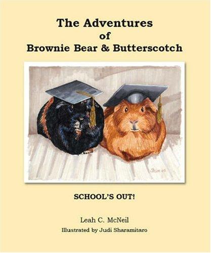 The Adventures of Brownie Bear & Butterscotch: School's Out! - Butterscotch Bear