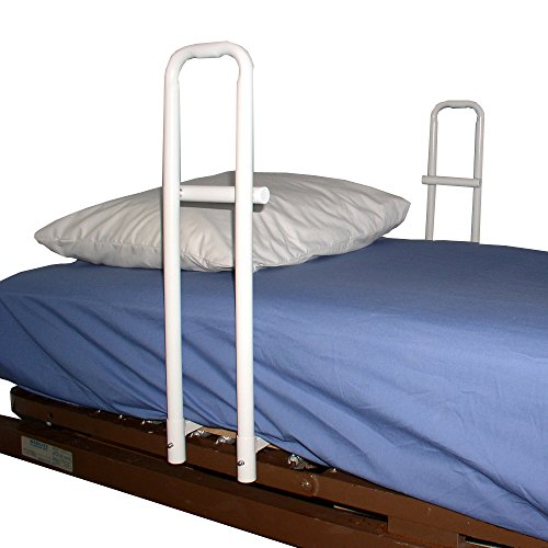 MTS Medical Supply The Transfer Handle Pan Based Hospital Bed, Double by MTS Medical Supply