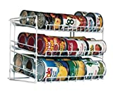 canned goods holder - Can Food Storage Kitchen Pantry Cabinet Organizer Canned Goods Rack Holder Shelf