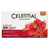 Celestial Seasonings Tea Caffeine Free Herbal Tea, Red Zinger 20 ea For Sale