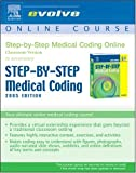 Step-by-Step Medical Coding 2005, Buck, Carol J., 1416002189