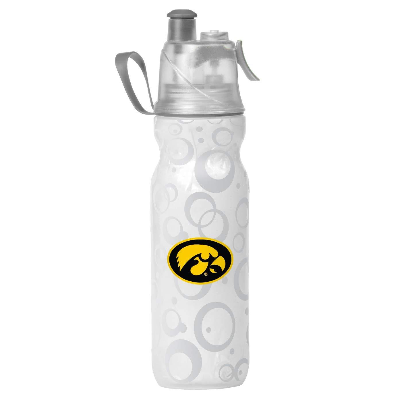 Iowa Hawkeyes Mist N Sip Water Bottle 20 oz.