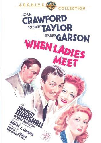 (When Ladies Meet (1941))