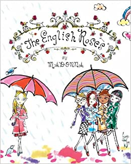 "Cover of ""The English Roses"""