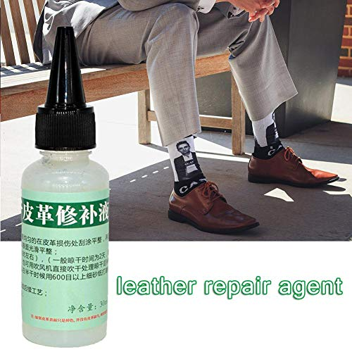 Multifunctional Leather Preserve Leather Crack Repair Agent Repair Liquid Leather for Furniture/Sofa/Car Seats and Purse: Amazon.co.uk: Kitchen & Home