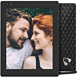 Nixplay Seed 8 inch WiFi Digital Photo Frame - Black