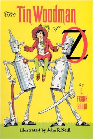 Read Online The Tin Woodman of Oz pdf epub