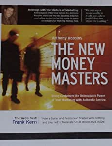 anthony robbins frank kern anthony robbins the new money masters with frank kern 1 cd 1. Black Bedroom Furniture Sets. Home Design Ideas