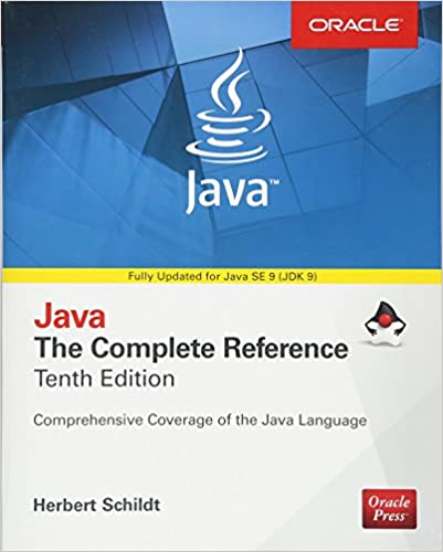 Java: The Complete Reference, Tenth Edition (Complete Reference