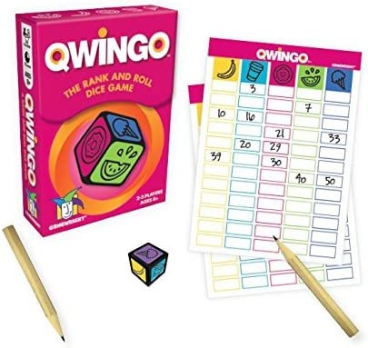 Gamewright Qwingo - The...