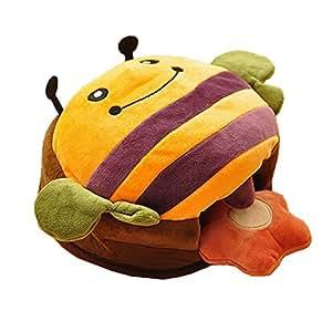 USB climatizada Cojín de ratón más cálido Mano con Guardamuñecas invierno caliente encantador de la abeja