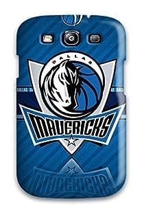 New Dallas Mavericks Basketball Nba (17) Tpu Case Cover, Anti-scratch DanRobertse Phone Case For Galaxy S3