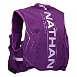 Nathan Women's Hydration Pack/Running Vest - VaporHowe 2.0-12L Capacity with 1.6 L Water Bladder, Hydration Backpack - Running, Marathon, Hiking, Outdoors, Cycling and More