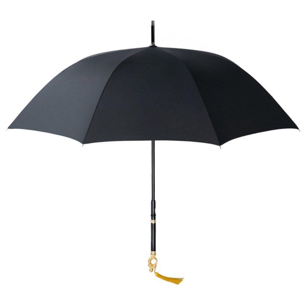 KOOK The autumn garden monkey big sword umbrella sunshade umbrella for self-defense Umbrella cloth material: impact cloth