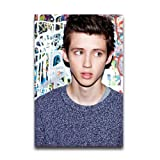 "Handsome Troye Sivan Custom High Quality Poster Paper 20""x 30"""