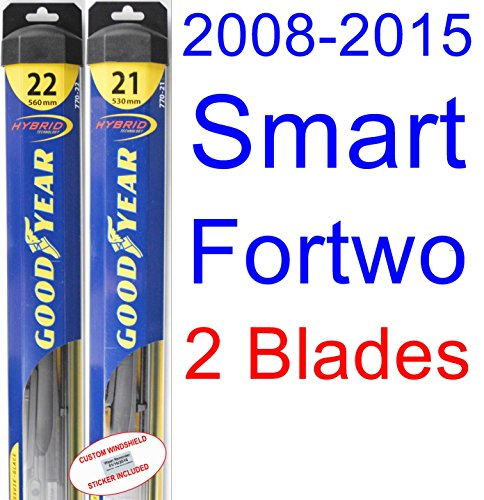 2008-2015-smart-fortwo-replacement-wiper-blade-set-kit-set-of-2-blades-goodyear-wiper-blades-hybrid-