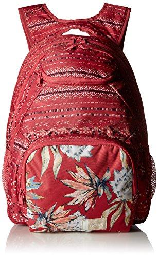 Roxy Junior's Shadow Swell Backpack, Holly Berry Alabama Border, 1SZ
