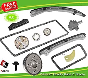 timing replacement chain kit fits mazda 3 6 cx 7 2 3l mps turbo vvt adjuster gear l3k9 l3kg. Black Bedroom Furniture Sets. Home Design Ideas