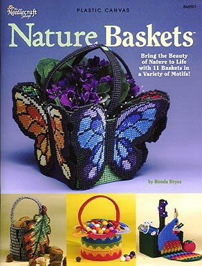 Nature Baskets: Bring the Beauty of Nature to Life with 11 Baskets in a Variety of Motifs PDF
