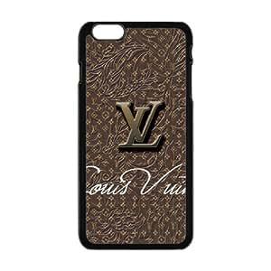 Malcolm LV Louis Vuitton design fashion cell phone case for iPhone 6 plus