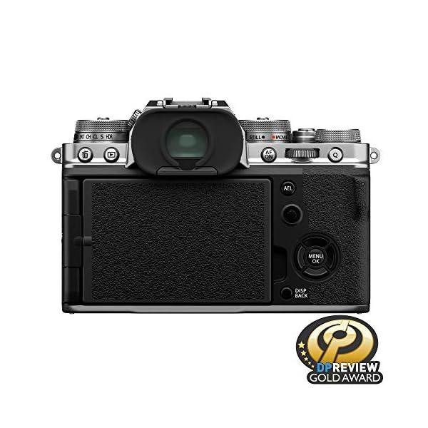 RetinaPix Fujifilm X-T4 Mirrorless Digital Camera (with 16-80mm Lens, Silver)