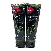 Escosa Hierbas Finas en Aceite de Oliva, 200 g