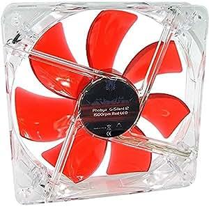 Phobya G-Silent 12 Ventilador - Ventilador de PC