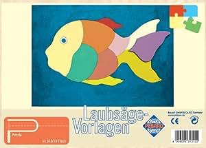 Pebaro Fretwork Fish Artwork