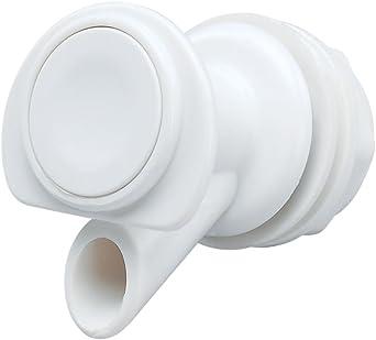 Igloo Push-Button Spigot White ,2-10 Gallon Water Jugs