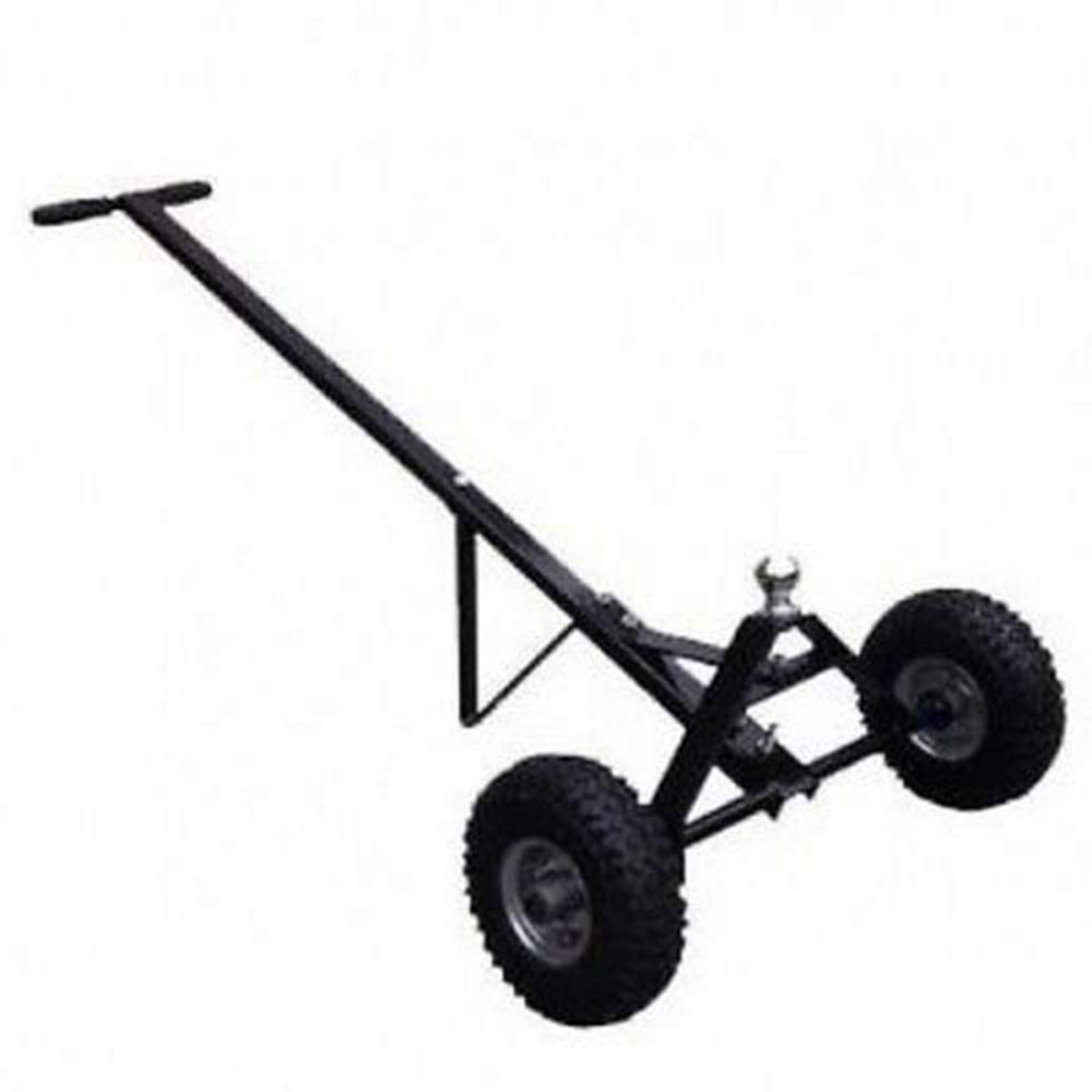 Richman789 Trailer Mover Kit Motorised Caravan Winch Hand Tow Hitch Dolly Moving Towing Truck by Richman789