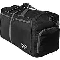 Extra Large Duffle Bag with Pockets - Waterproof Duffel Bag for Women and Men