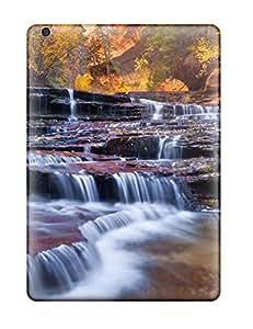 [AhK3858rytn] - New Zion National Park Protective Ipad Air Classic Hardshell Cases