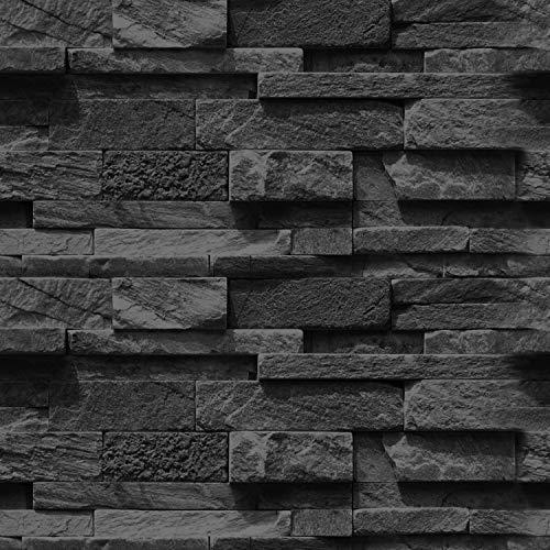 (artgeist Wallpaper Faux Stone 19,3