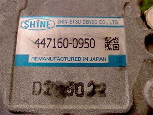 純正 アルト HA24系 《 HA24S 》 エアコンコンプレッサー 95200-76G41 P80700-18008123