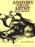 img - for Anatomy For The Artist by Jeno Barcsay (2001-09-02) book / textbook / text book