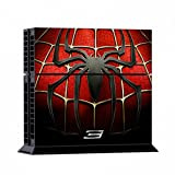 Mod Freakz Console and Controller Vinyl Skin Set - Red Flying Insect for Playstation 4