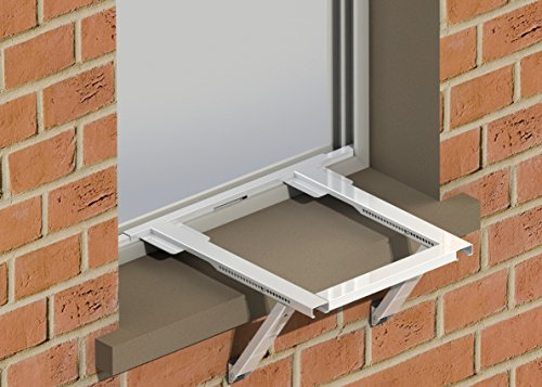 Jeacent AC Window Air Conditioner Support Bracket No Drilling by Jeacent (Image #1)