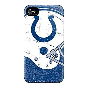 For Iphone Cases, High Quality Indianapolis Colts For Iphone 4/4s Covers Cases
