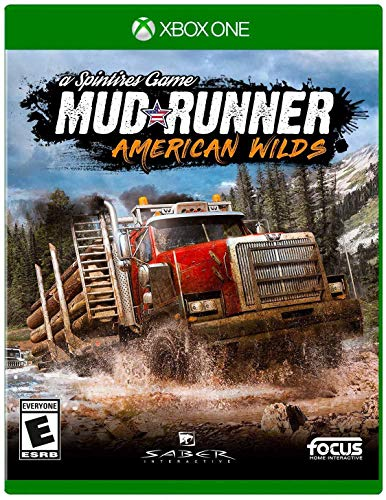 Mudrunner - American Wilds Edition - Xbox One (Best Car Racing Games For Xbox 360)
